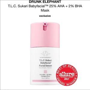 TLC Sukari Babyfacial Mask | Drunk Elephant
